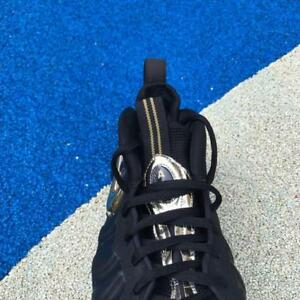 """new style 484ff cf9c4 Details about 💪🏿Nike Air Foamposite Pro """"Black / Metallic Gold"""" 624041-009"""