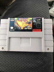 Skyblazer-Super-Nintendo-Entertainment-System-1993-SNES-Game-Cartridge-Only