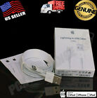 OEM Apple iPhone 6S Plus 5S Lightning Charger Cable Original 1M
