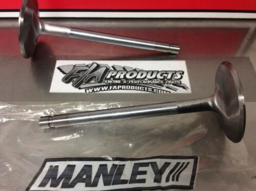 Manley 10550-1 2.02 Budget Performance Small Block Chevy Stainless Intake Valve