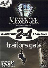 Traitor's Gate and Messenger - PC, Good Video Games
