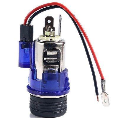 Socket (universal) 12v Illuminated Car Cigarette Cigar Lighter & Accessory Power