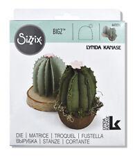 Sizzix Bigz Die by Lynda Kanase Barrel Cactus 630454245889