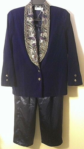 Vintage Victorias Secret Pajama Set M / L Jacket P
