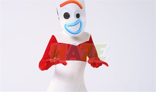 Movie Toy Story 4 Forky Cosplay Mask Full Face Mask Halloween Costume