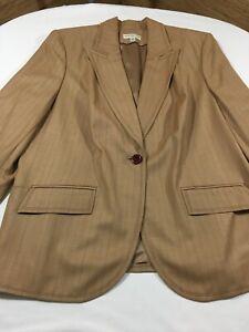Amanda-Smith-Suits-Women-039-s-Size-20W-Blazer-Jacket-218-Price-Tag