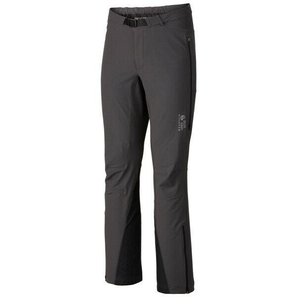 Mountain Hardwear Mixaction Softshell Pants - Men's L