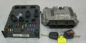 Citroen-Xsara-Picasso-1-6-HDI-Diesel-ECU-BSI-Kit-0281011802-9656841080