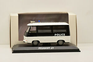PEUGEOT J7 POLICE NOREV 1//43