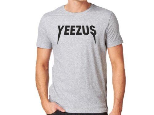"YEEZUS SIMPLE T-SHIRT KANYE WEST TOUR UNISEX TSHIRT TEE CONCERT/""HIGH QUALITY/"" UK"