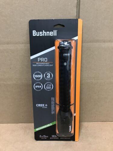 Bushnell Pro 20511 1500 Lumens Rechargeable Flashlight