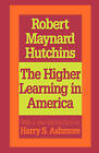 The Higher Learning in America by Robert Maynard Hutchins (Paperback, 1995)