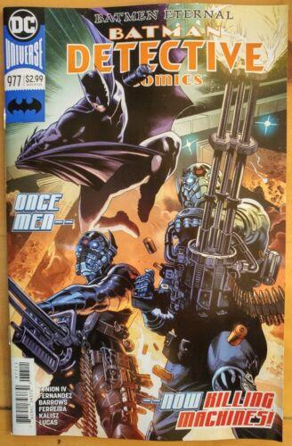BATMAN DETECTIVE COMICS #977a 2018 DC UNIVERSE Comics ~ VF//NM Comic Book