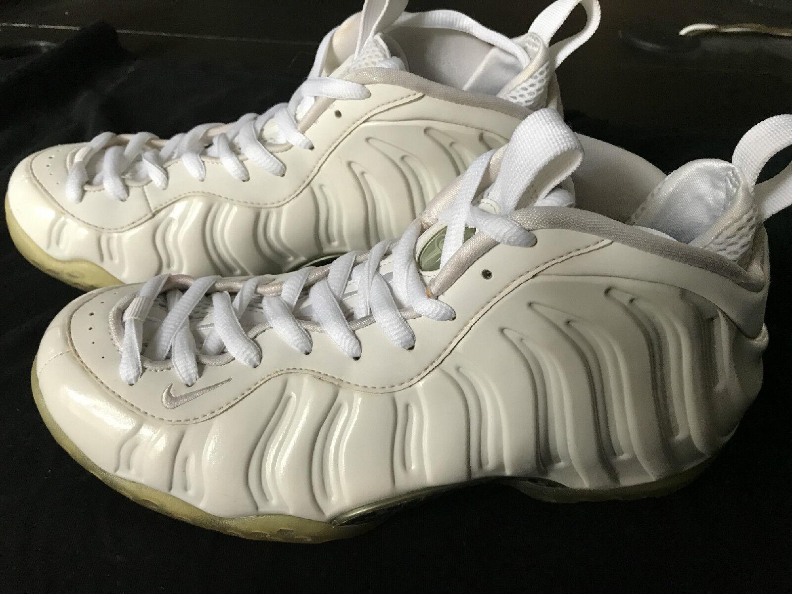 2018 Nike Air Foamposite One Blanco-out 314996-100 Blanco modelo Metallic Plata comodo el modelo Blanco mas vendido de la marca 63c71b