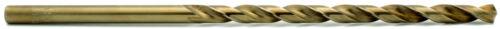 "9//64/"" Taper Length Straight Shank 135° Point Cobalt Drill 3/""LOC USA 410C9//64"
