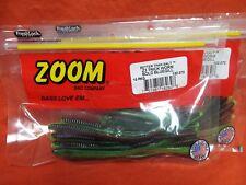 ZOOM TRICK WORM 006-338 GREEN PUMPKIN TOMATO