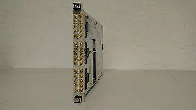 Ehrgeizig Vxi Rf Multiplexer, Hp E1474a, 75000 Series C, 75 Ohm Hochglanzpoliert