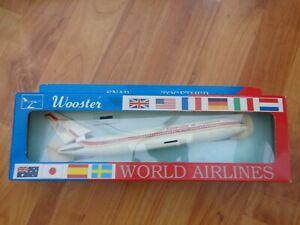 Luftfahrt & Zeppelin Transport Latest Collection Of Egyptair Wooster Model Boeing B747-200 In Box