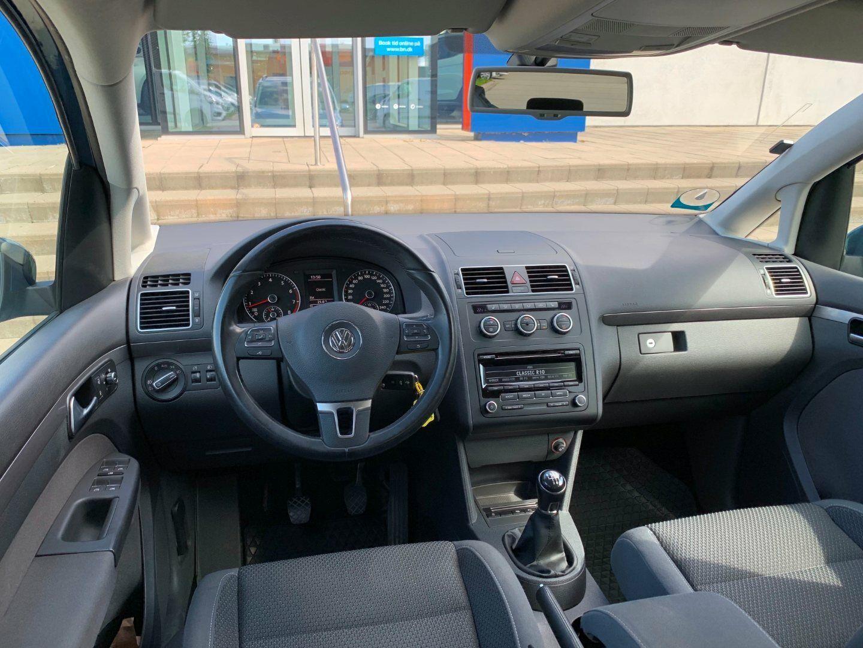 VW Touran 1,4 TSi 140 Comfortline - billede 6