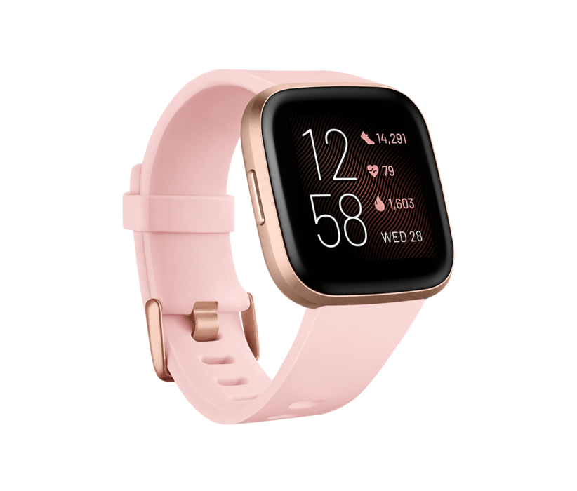 Fitbit Versa 2 Health and Fitness Smartwatch - NEW Versa2 9