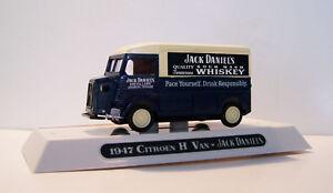 1947 Citroen Type H Van Custom Graphics Diecast Citroen Heineken Delivery Van Contemporary Manufacture Diecast Cars, Trucks & Vans