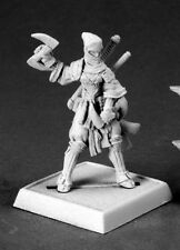 Reiko Ninja Reaper Miniatures Pathfinder Female Rogue Assassin Tabi Melee Iconic