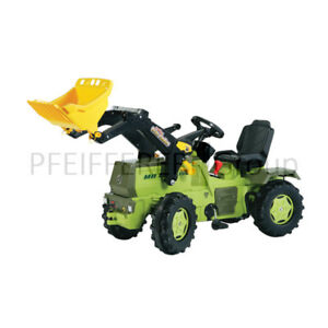 Rolly-Toys-rollyFarmtrac-MB-1500-mit-Frontlader-Schaltung-Bremse