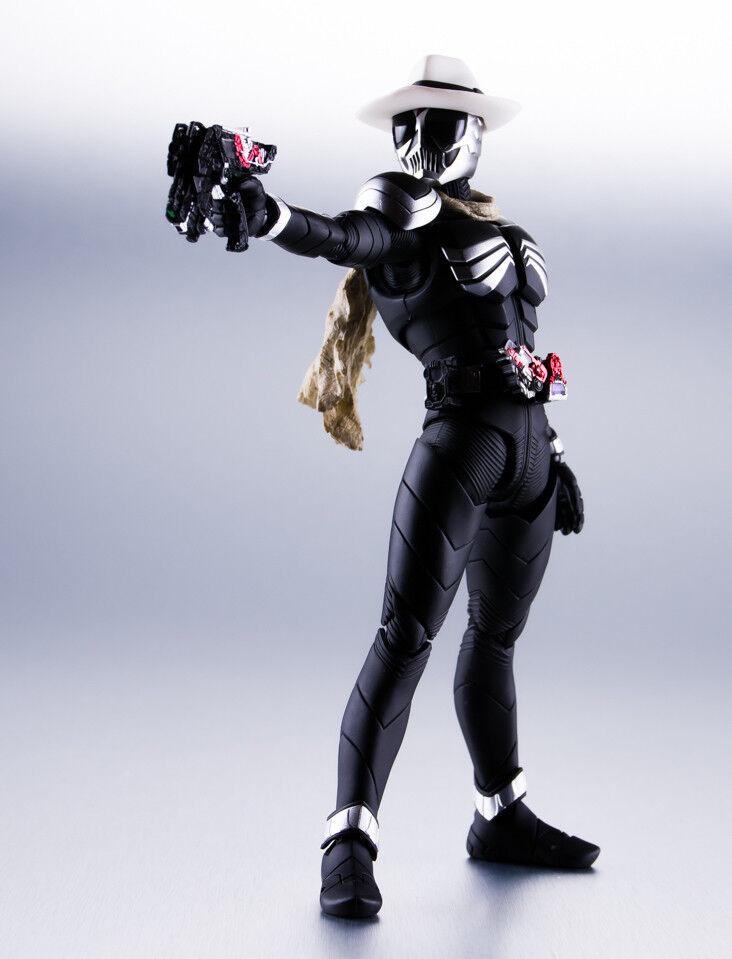 Japan Rare S.H.Figuarts shinkocchou Seihou Renewal ver. Masked Rider Skull MISB