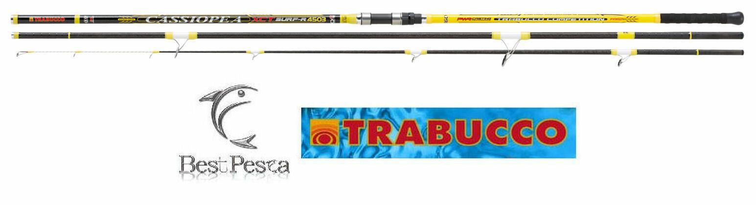 TRABUCCO CASSIOPEA XCT SURF 4.2mt  130gr  codice 17196130