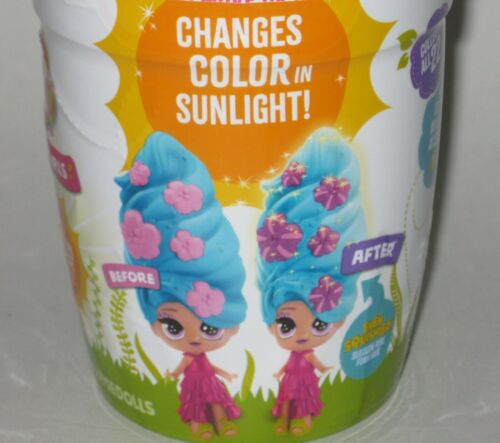 Skyrocket Blume Doll FELICITY Series 2 NEW Changes Color In Sunlight