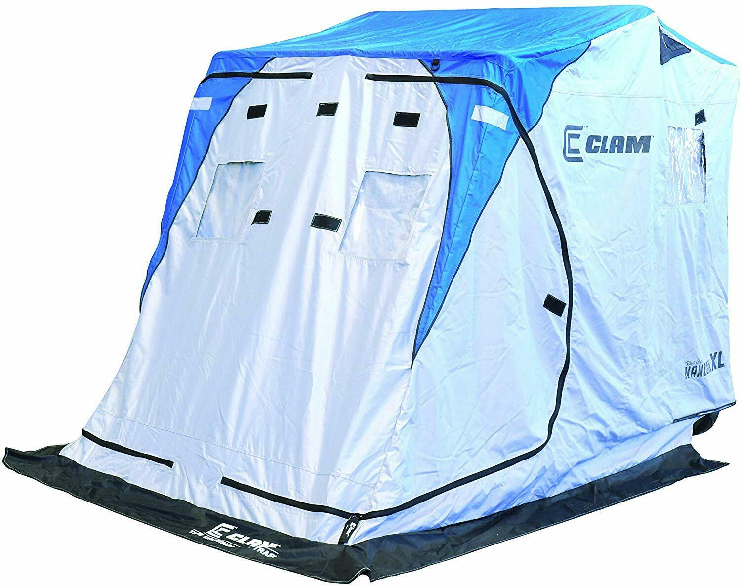 New Clam Ice Fishing Nanook Xl - 2 Anglers
