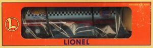 Lionel-O-Gauge-Eastwood-Automobilia-Hotwheel-406500-Flatcar-w-Tanker-6-52130U