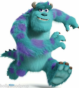 Monsters university inc sulley sully lifesize standup standee image is loading monsters university inc sulley sully lifesize standup standee voltagebd Gallery