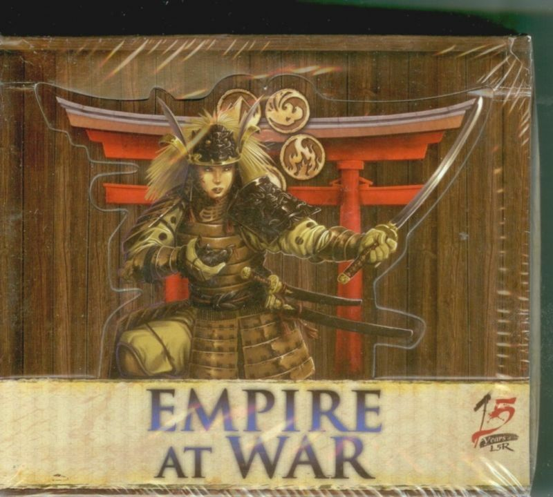 L5R CCG Empire at War Sealed Booster Box  Legend of the 5 Rings