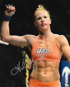 Holly-Holm-Autographed-Signed-8x10-Photo-UFC-REPRINT