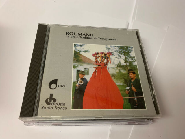Romania - Transylvanian Music, Various Artists CD MINT/EX 3149025037923 [B17]