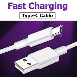 USB-C-Type-C-Cable-Fast-Charger-Type-C-Data-Sync-Charging-Cable-Cord-1M-3A