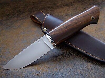 Jagdmesser Cpm S90v Stahl 62-hrc FäHig D Uldanov Exklusives Custom Messer Outdoor