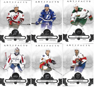 2017-18-Upper-Deck-Artifacts-Hockey-Base-Set-Cards-Choose-Card-039-s-1-100