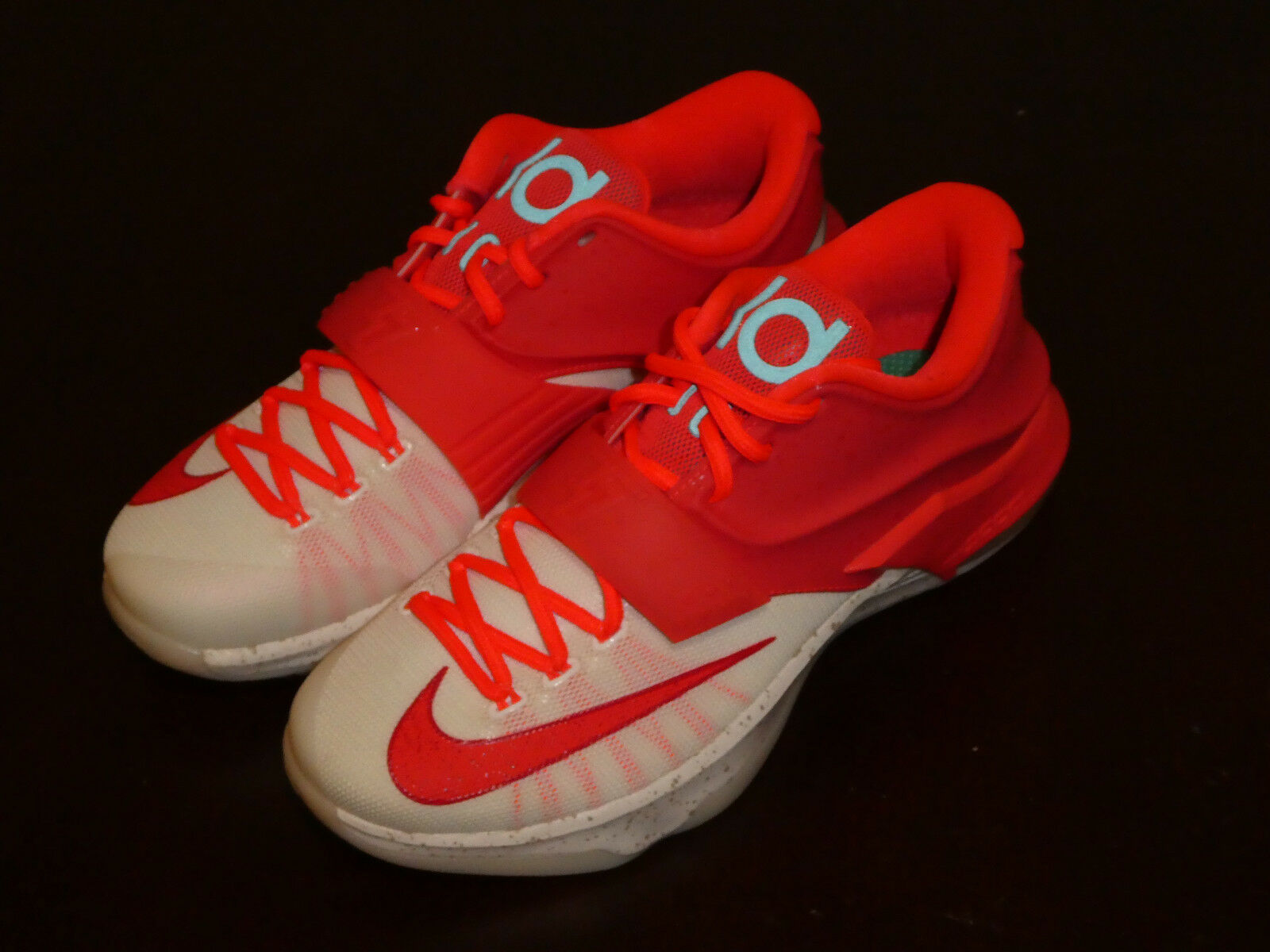 fe869c76f5 KD VII Xmas Christmas shoes mens new 707560 613 sneakers Nike ncetbs1368-Athletic  Shoes