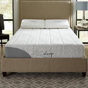 Nature S Sleep  Gold Gel Memory Foam Mattress