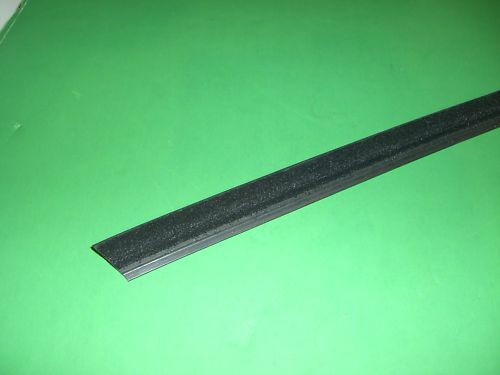 VW Rabbit Convertible Rear Outer Window Scraper Seal L