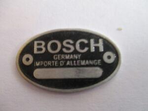 HonnêTe Panneau Type Panneau Bosch Neutre Blanc Lima GÉnÉrateur D'alternateur Facile Et Simple à Manipuler