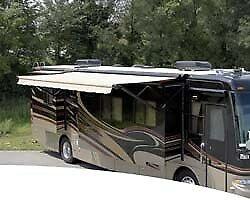 Carefree Of Colorado Black Eclipse RV Awning Arm Set 12V ...