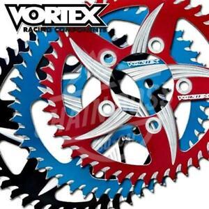 Vortex 251ZR-54 Red 54-Tooth Rear Sprocket