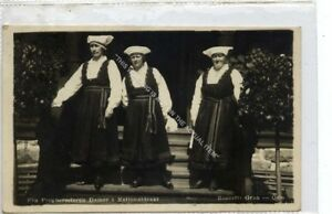 Ga8768-477-RP-Norwegian-Ladies-1932-Used-VG