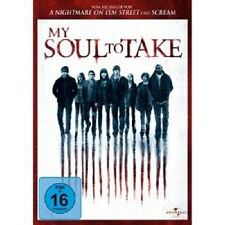 MY SOUL TO TAKE -  DVD NEUWARE MAX THIERIOT,JOHN MAGARO,DENZEL WHITAKER