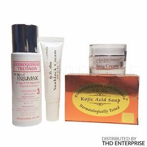 New Dr Alvin Rejuvenating Rejumax Set 3 From Professional Skin Care Formula Usa Ebay