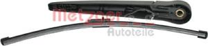 de nettoyage de vitres pour disques nettoyage Essieu Arrière Boucher 2190130 Bras