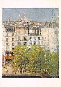 CP-ART-TABLEAU-ALBERT-ANDRe-Le-Sacre-Coeur